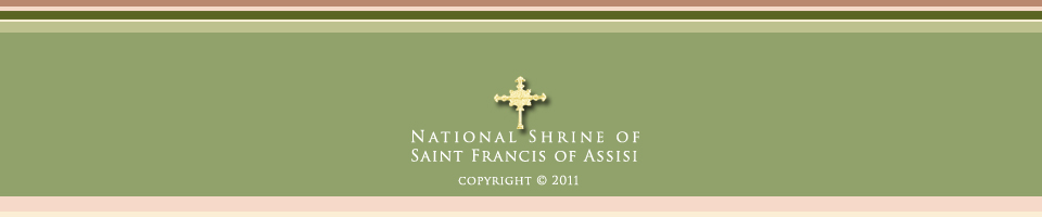 National Shrine Of Saint Francis Of Assisi Home